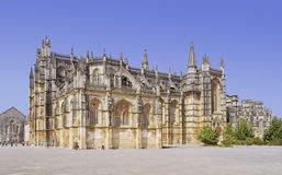 Batalha Monastery Royalty Free Stock Images