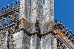Batalha Monastery Royalty Free Stock Photography
