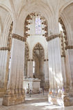 Batalha Monastery. Gothic Tomb Royalty Free Stock Images