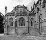 Batalha Monastery in Leira Distruct, Portugal Royalty Free Stock Photo
