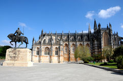 Batalha Monastery Stock Photography