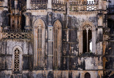 Batalha Monastery. Monastery of Batalha Stock Images