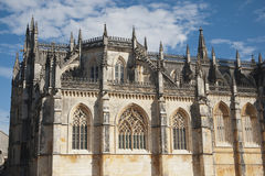 Batalha monastery, Portugal Royalty Free Stock Photos