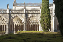 Batalha monastery, Portugal Stock Photography