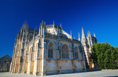 Batalha Monastery in Portugal Stock Photography