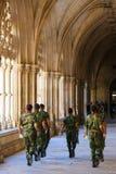 Batalha Monastery in Portugal stock photos