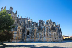 Batalha Monastery in Portugal Stock Photos