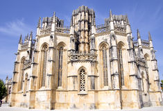 Batalha Monastery, Portugal Stock Images