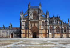 Batalha Monastery. Unesco site, Portugal Royalty Free Stock Images