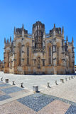 Batalha Monastery. Unesco site, Portugal Stock Photos