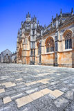 Batalha Monastery. Unesco site, Portugal Stock Photography