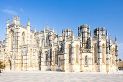 Batalha, Portugal Stock Images
