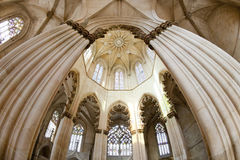 Batalha, Portugal Royalty Free Stock Photo