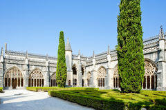 Batalha, Portugal Royalty Free Stock Image