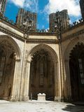 Batalha-Portugal Stock Photos
