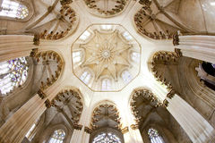 Batalha, Portugal Stock Photography