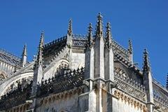 Batalha, Portugal. Royalty-vrije Stock Afbeeldingen