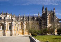 Batalha Portugal Royalty Free Stock Photography