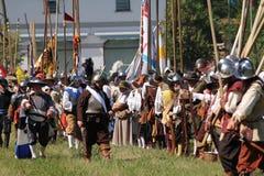 Batalha Tornavento Fotografia de Stock Royalty Free