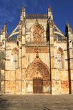 batalhakloster portugal Royaltyfri Foto
