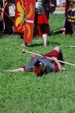 Batalistyczna scena Zdjęcia Royalty Free