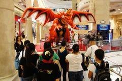 batalistyczni turniejowi duchy Thailand Obrazy Royalty Free
