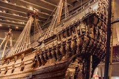 Batalistyczny statek Obraz Royalty Free