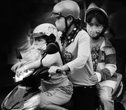 batalistyczny zanieczyszczenie zaczynać Vietnam zdjęcia royalty free