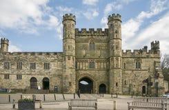 Batalla Abbey Entrance, Sussex, Reino Unido Imagen de archivo libre de regalías