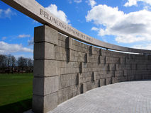 Batalla de Bannockburn imagen de archivo
