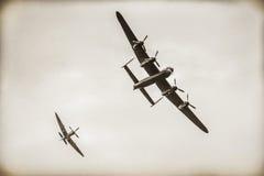 Batalla de Gran Bretaña Imagen de archivo libre de regalías