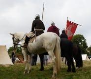 Batalla 1066 de Hastings Imágenes de archivo libres de regalías