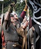Batalla 1066 de Hastings Foto de archivo libre de regalías