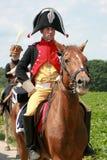 Batalla de Waterloo Imágenes de archivo libres de regalías
