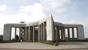 Batalla del monumento del bombeo fotografía de archivo libre de regalías