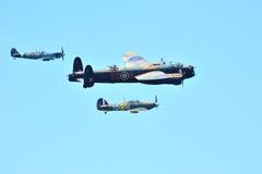 Batalla del vuelo del monumento de Gran Bretaña Imagen de archivo