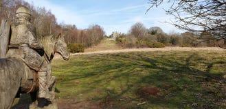 Batalla, Hastings foto de archivo libre de regalías
