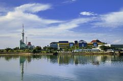 Batam, Indonesien lizenzfreies stockbild