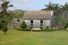Batanes Haus Lizenzfreies Stockbild