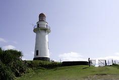 Batanes-Leuchtturm Lizenzfreie Stockfotografie