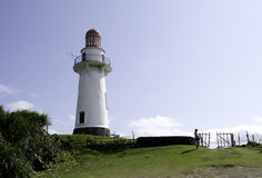 Batanes Lighthouse Royalty Free Stock Photography