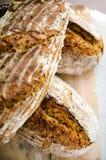 Batard formade bröd Royaltyfria Bilder