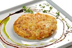 batata De Tortilha zdjęcia stock