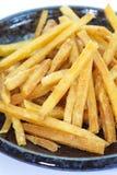 Batata fritada Imagem de Stock Royalty Free