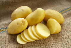 Batatas Fotos de Stock Royalty Free