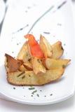 Batatas cozidas Fotografia de Stock Royalty Free