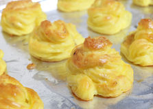 Batatas de Duchesse Fotografia de Stock