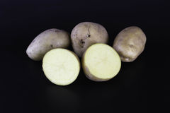 Batatas de Tailândia Fotos de Stock Royalty Free