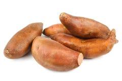Batatas doces Foto de Stock Royalty Free