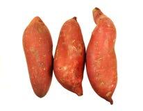 Batatas doces Fotografia de Stock